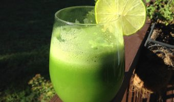 Health reasons to drink a green juice