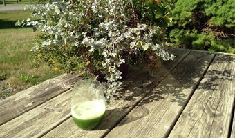 Summer Morning Green Juice