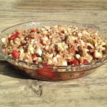 Grain Free Summer Fruit Crumble