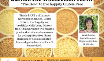 Gluten – The Wholegrain Truth. Part 2: The How