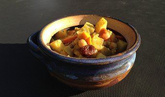 Marrakesh Curried Stew