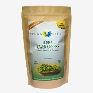 Terra Life Power Greens